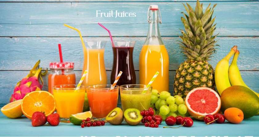 avaoid frinking fruit juices to lose belly fat