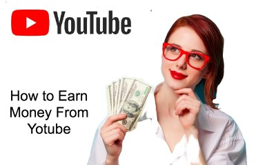 earn huge income from youtube, how much youtube pays per 1000 views