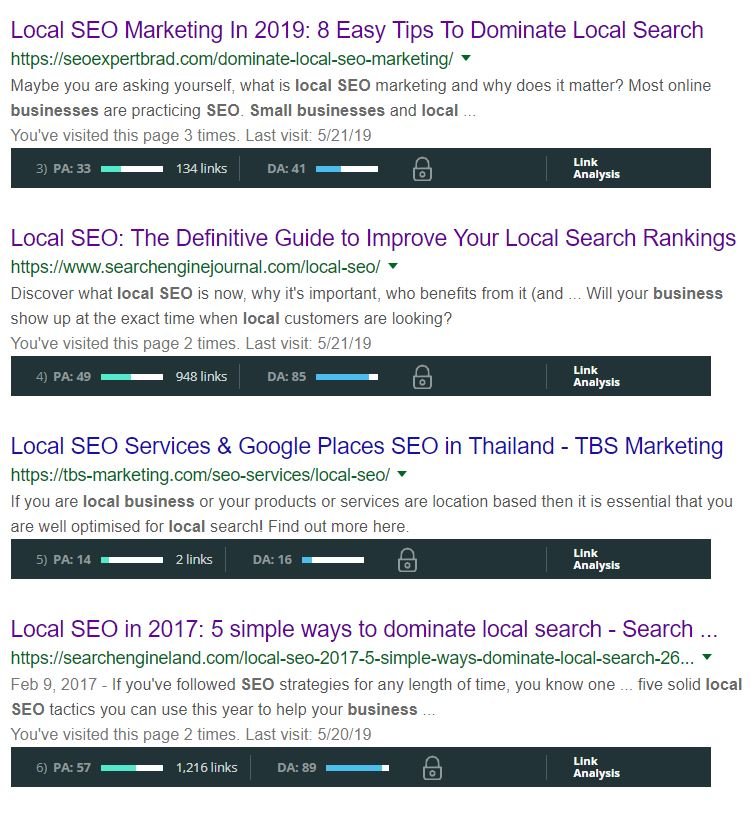 are backlinks still important - serp two two