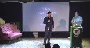 Elasticsearch Meetup at Spotify, Stockholm | Kibana