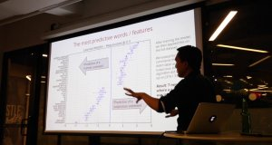 Machine Learning For Journalism at The New York Times