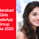 Hyderabad Girls WhatsApp Group Links 2020