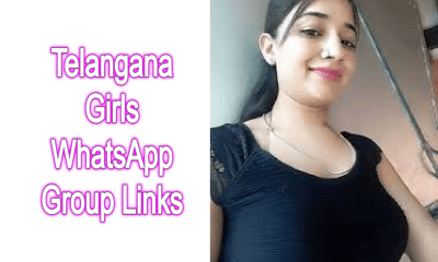 Telangana Girls WhatsApp Group Links 2020