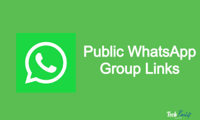 Public WhatsApp Group Links