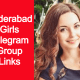 Hyderabad Girls Telegram Group Links 2020 | Telegram Group Links Hyderabad Girls |