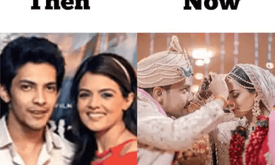 Aditya Narayan And Shweta Agarwal's Then-And-Now Picture Goes Viral
