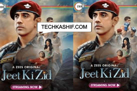 Watch Jeet Ki Zid Web Series Online Or Download Available On The Zee5: Amit Sadh, Amrita Puri