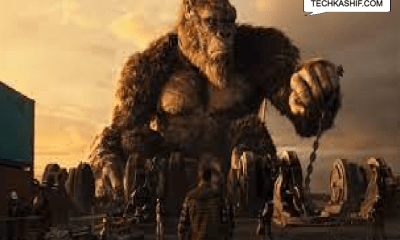 Godzilla vs. Kong 'Hindi dubbed full HD available for free download Tamilrockers –