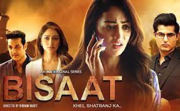Bisaat (MX Player) Web Series Cast and Crew, Roles, Release Date, Trailer