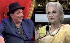 Dharmendra was overwhelmed by Waheeda Rahman's sight of the moon of the 14th, opened the secret on the dance show
