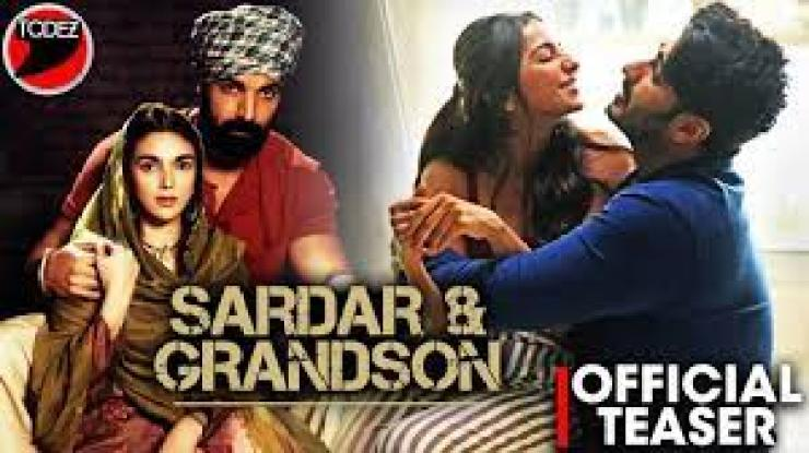 Sardar Ka Grandson Netflix Movie Cast, Release Date, Story & Watch Online
