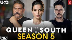 'Queen of the South' season 5: watch online
