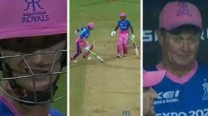 Sanju Samson did not strike, then Chris Morris made such a gesture – Bollywood News: Latest Bollywood News & Bollywood Gossip