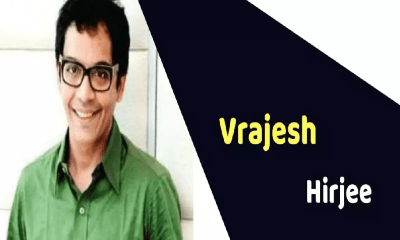 Vrajesh Hirjee (Actor) Height, Weight, Age, Affairs, Biography & More