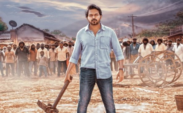 Sulthan Movie Review: A Laborious Effort