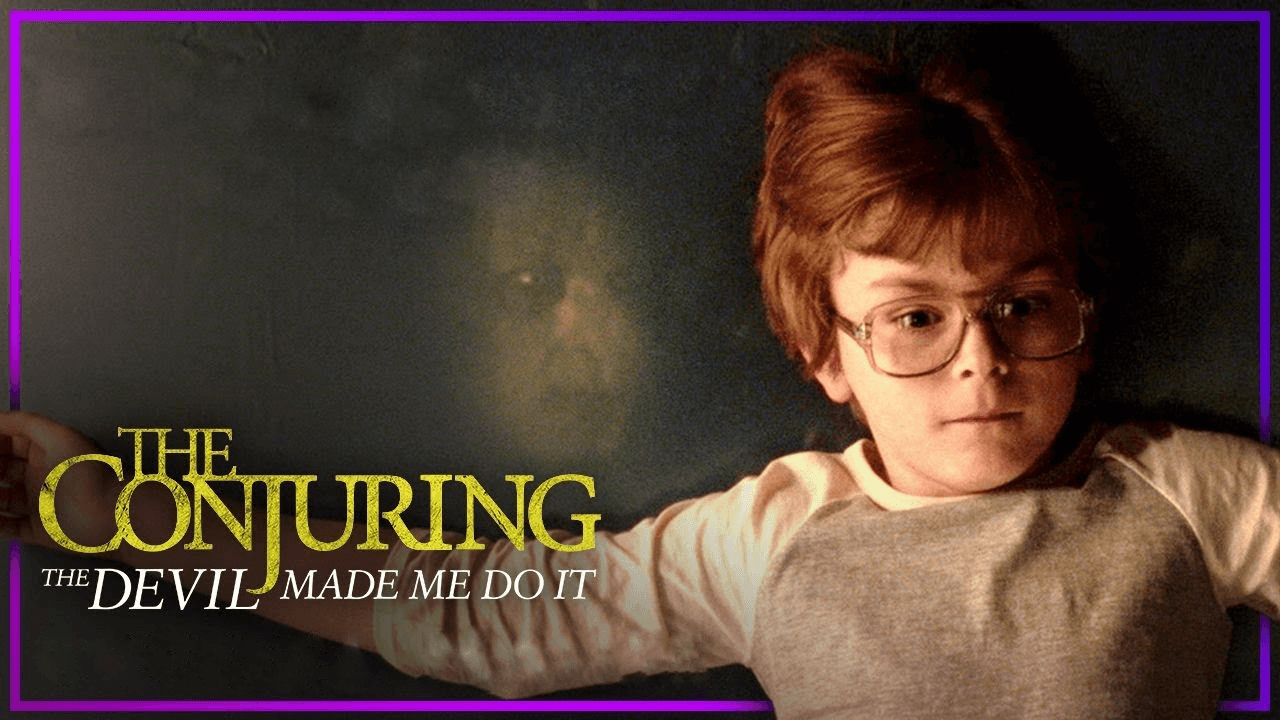 The Conjuring 3 Movie (The Devil Made Me Do It) 2021: HBO Max   Cast   Trailer