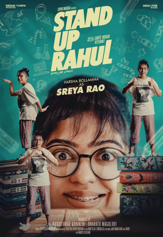 Stand Up Rahul Movie (2021): Cast, Roles, Crew, Release Date, Story, Trailer, Posters