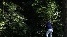 Xander Schauffele with 2 clutch putts gives American gold in golf