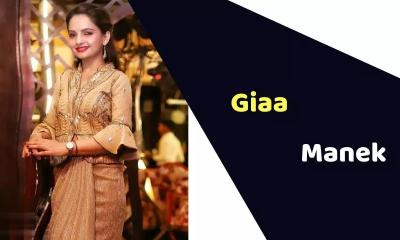 Giaa Manek (Actress) Height, Weight, Age, Affairs, Biography & More