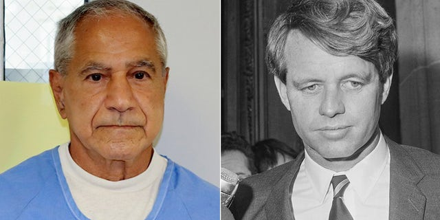 Sirhan Sirhan was paroled Friday by a California council for the 1968 assassination of Robert Kennedy.