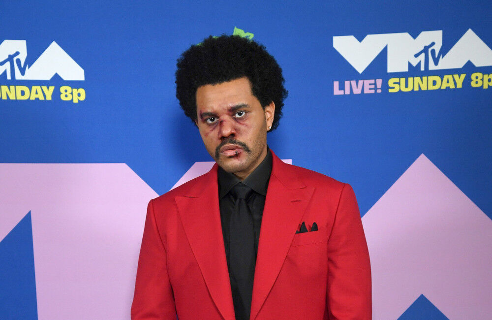 The Weeknd shares fragment of new song