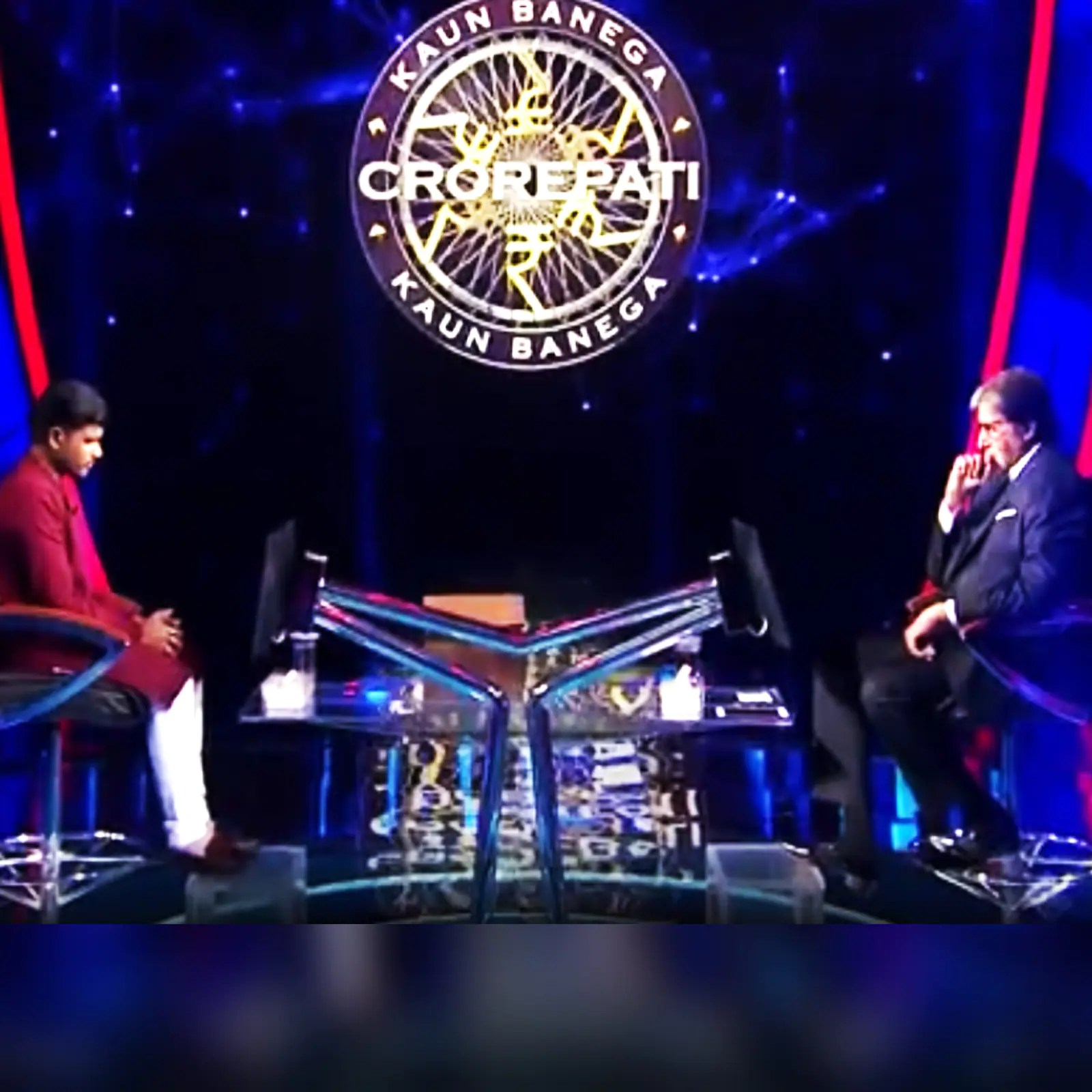 KBC 13 Aakash Waghmare gave the wrong answer do you know the answer to the question of 25 lakhs EntPKS