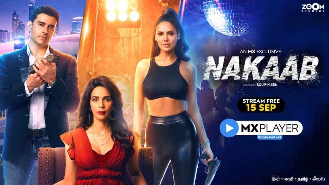 Nakaab (MX Player) Web Series Cast & Crew, Actors, Roles, Wiki & More -
