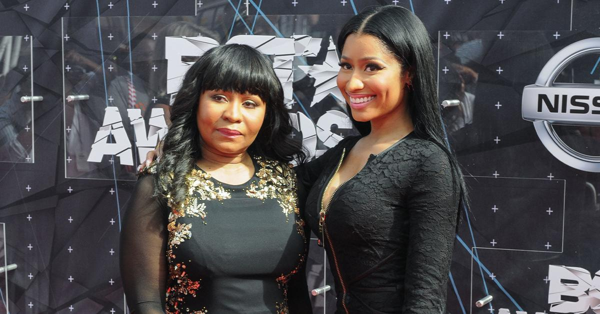 Nicki Minaj's Mom Posts Cryptic Message As Daughter Continues Being Torn To Shreds Over Vaccine Claims