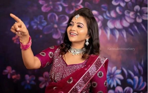 Krithika Laddu (Actress) Height, Weight, Age, Affairs, Biography & More