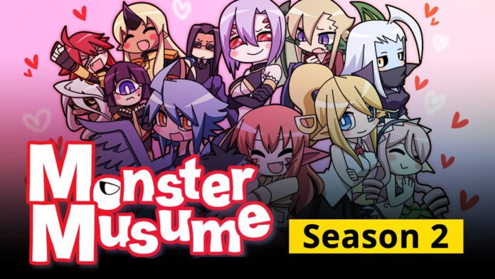 Monster Musume Season 2 Names Their Release Date, Cast and Plot