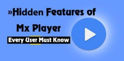 Hidden Features of MX player Every user Must Know. 2