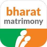bharat matrimony, a marimonial app
