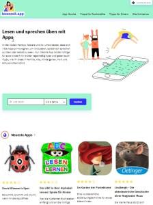 Read more about the article Lesen und sprechen üben mit Apps