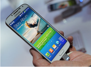 New and Unique features in Galaxy S4