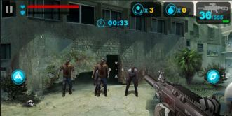 Zombie Frontier - top android games in android
