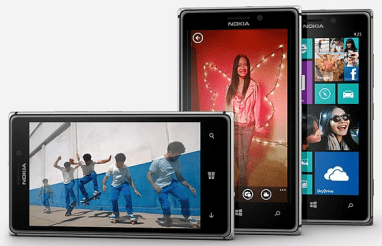 Nokia Lumia 925 features and photos