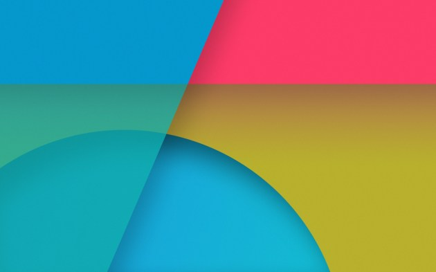 Nexus 5 and android kitkat wallpapers