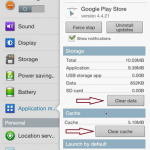 how to solve or fix error code 491 in google play store