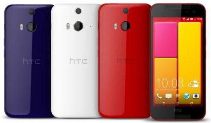 HTC Butterfly 2 launched specifications and features