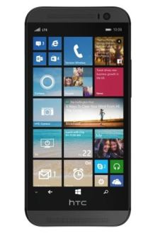 HTC One M8 running on windows 8.1 specifications