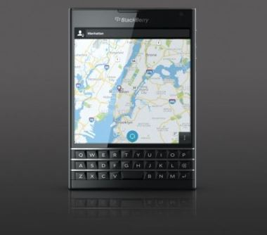 Blackberry Passport launchd in India for Rs. 49990