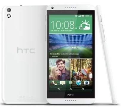 HTC desire 816g released in India