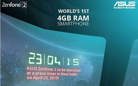 Asus Zenfone 2 three models launch in India