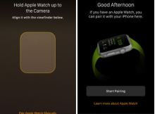 How to connect or pair apple watch with iphone or ipad