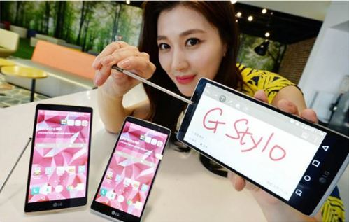 LG G Stylo phablet features and specifications