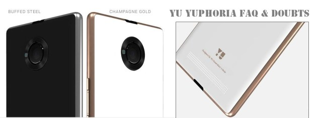 Yu Yuphoria FAQ and doubts