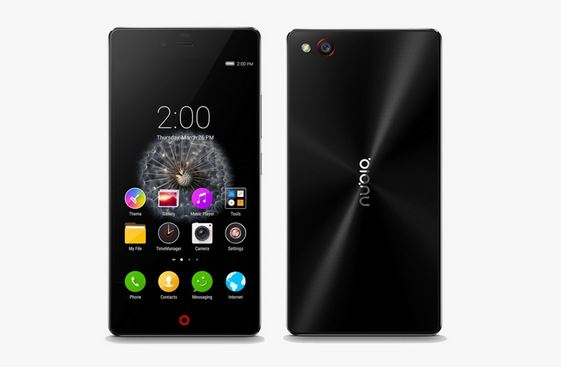 ZTE nubia z9 mini launch price and specifications