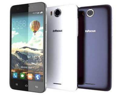 Infocus M530 with 13MP front and rear cameras launched