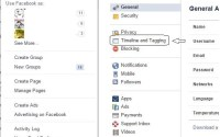 How to prevent or block users from posting on your wall or tagging you in Facebook