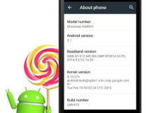 How to update Micromax canvas A1 AQ4501 to android lollipop 5.1